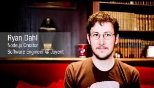 Ryan Dahl - Creator of Node.js