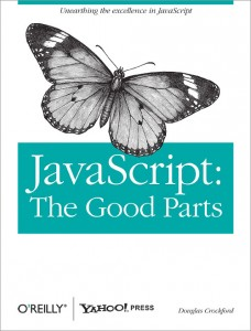 JavaScript The Good Parts Cover